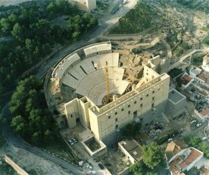 Teatro romano di Sagunto