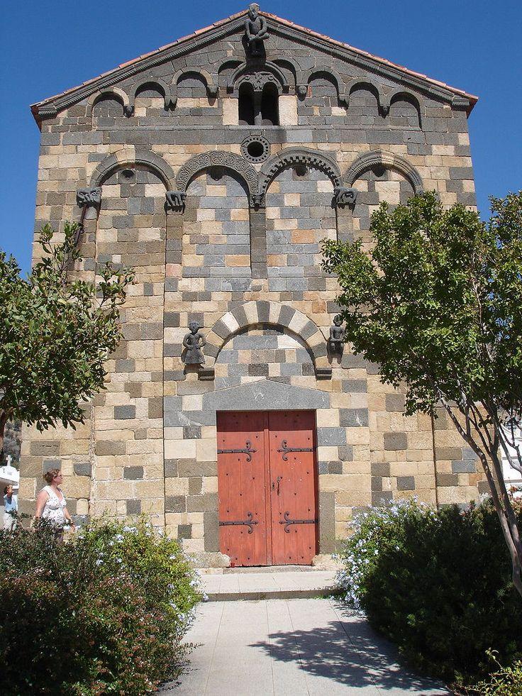 L'église de la Trinité et de San Giovanni, Aregno, Corsica, late 11th c.(?)