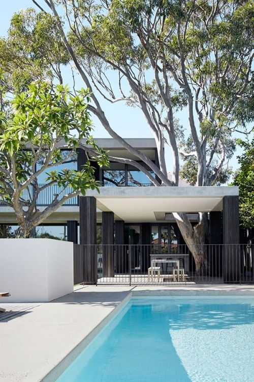 Hopetoun Avenue, Vaucluse - Australia by B.E. Architectureedited by classy-captain