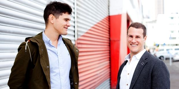 Duo making good intentions pay | NZ Herald