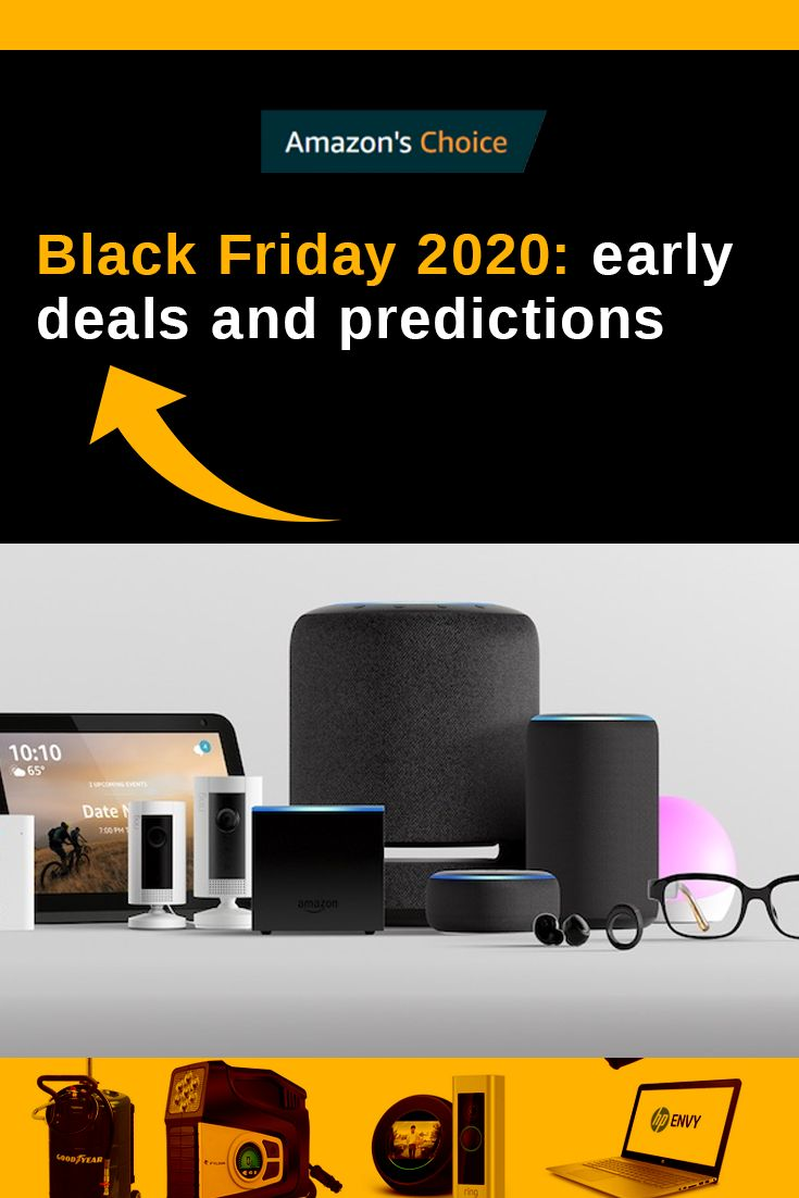 Black Friday 2020 Early Deals And Predictions In 2020 Black Friday Black Frid Black