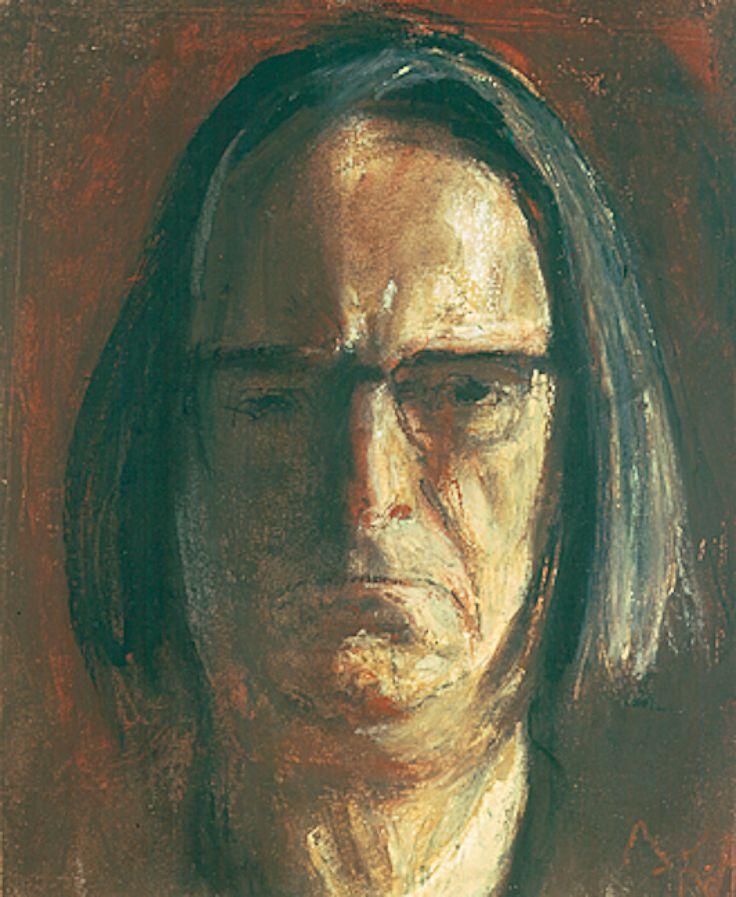 Autoportret, 1971