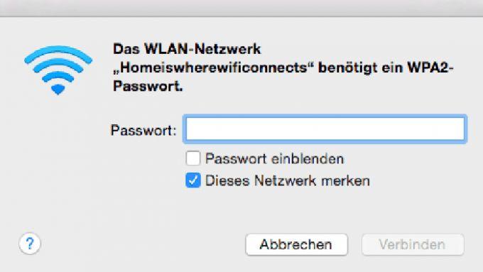 WLAN Hamburg lustige Namen