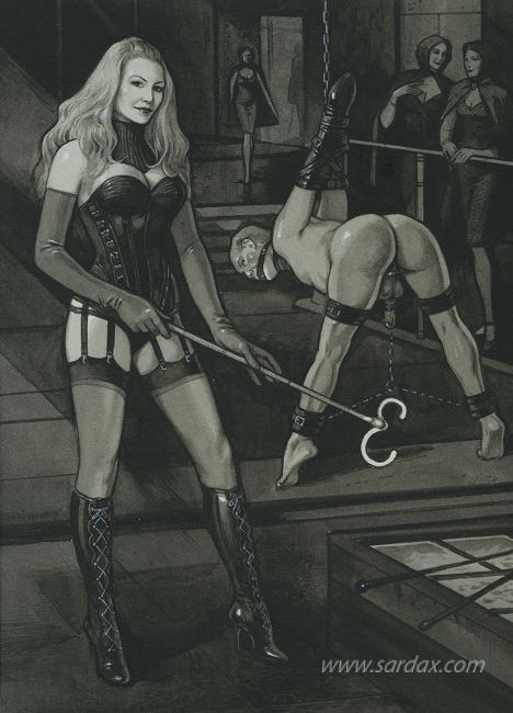The Female domination letters some