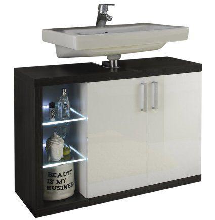 1000+ ideas about waschbeckenunterschrank weiss on pinterest, Hause ideen