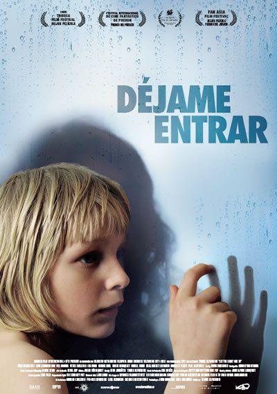 Déjame Entrar, película de terror sueco