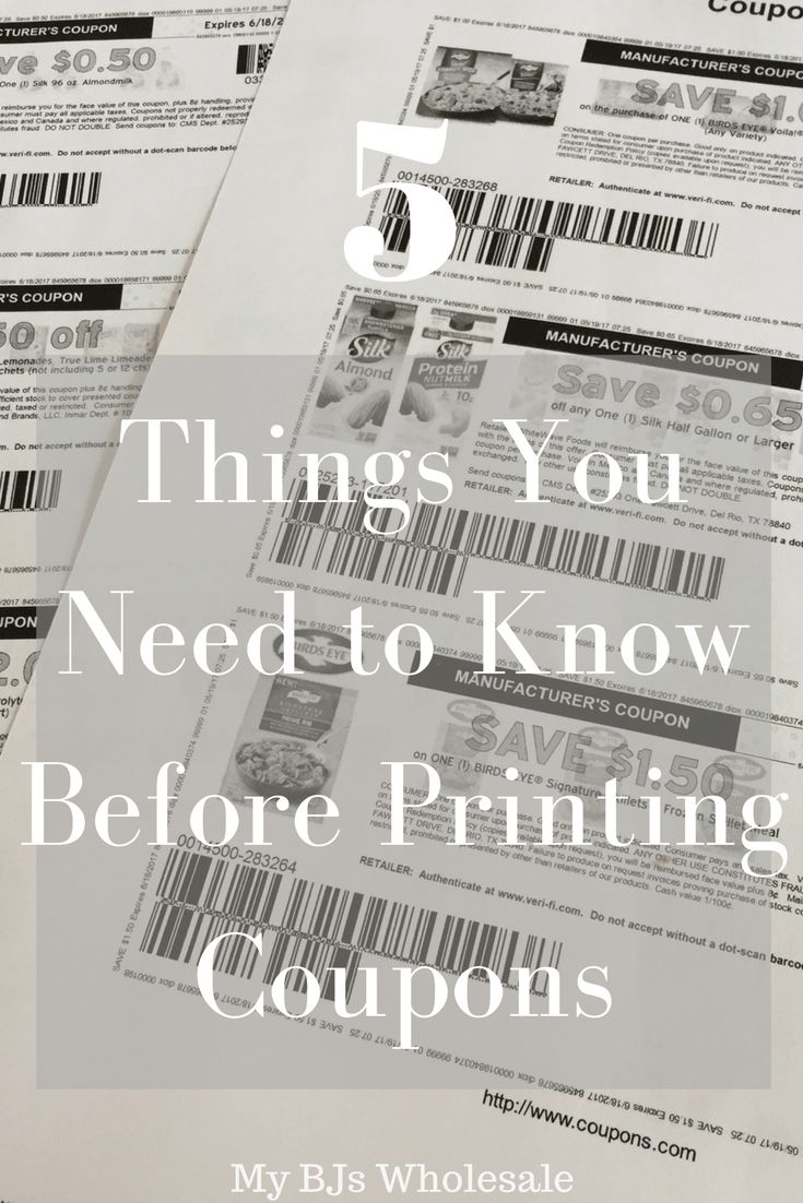 Here are five tips to help you save money when it comes to printing your coupons. Printing coupons is a great way to save money on groceries.