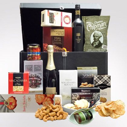 gift hampers gift baskets chocolate hampers metropolitan gourmet wraps ...