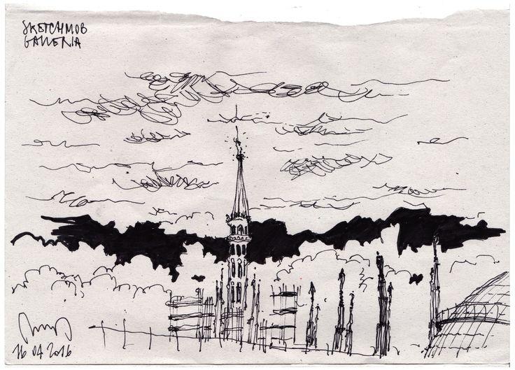Milano: la Madonnina