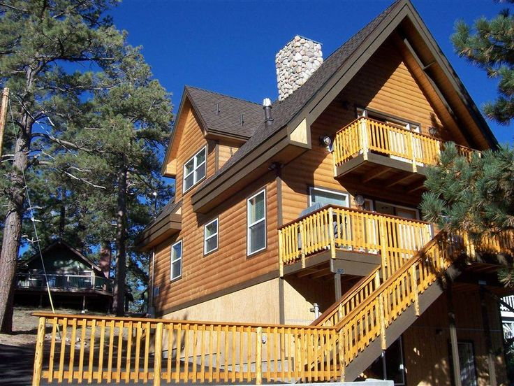 10 best big bear vacation rental images on pinterest for Big bear cabins with jacuzzi tubs