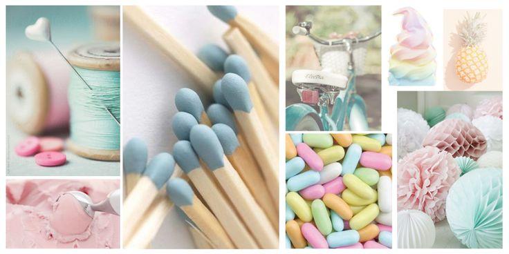 pastel theme couleur grossiste bijoux