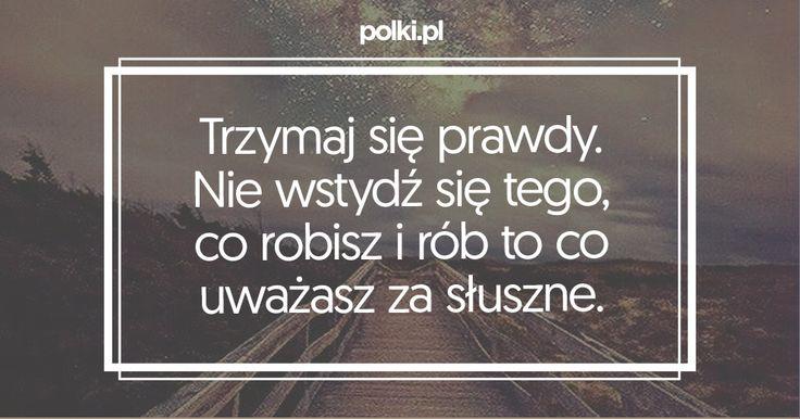 Prawda jest najważniejsza #polkipl