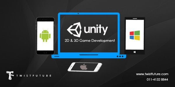 Are you looking Unity 2D & 3D game development and mobile app development company in Delhi, twistfuture Software is a recognized unity game development company