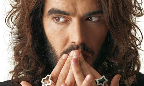 Russell Brand! I don't care what anyone else says about him--I'm in love with this man. I concur!!!!!