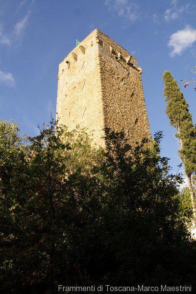 La Torre di Galatrona, sentinella della Valdambra http://www.frammentiditoscana.it/la-torre-di-galatrona-valdambra