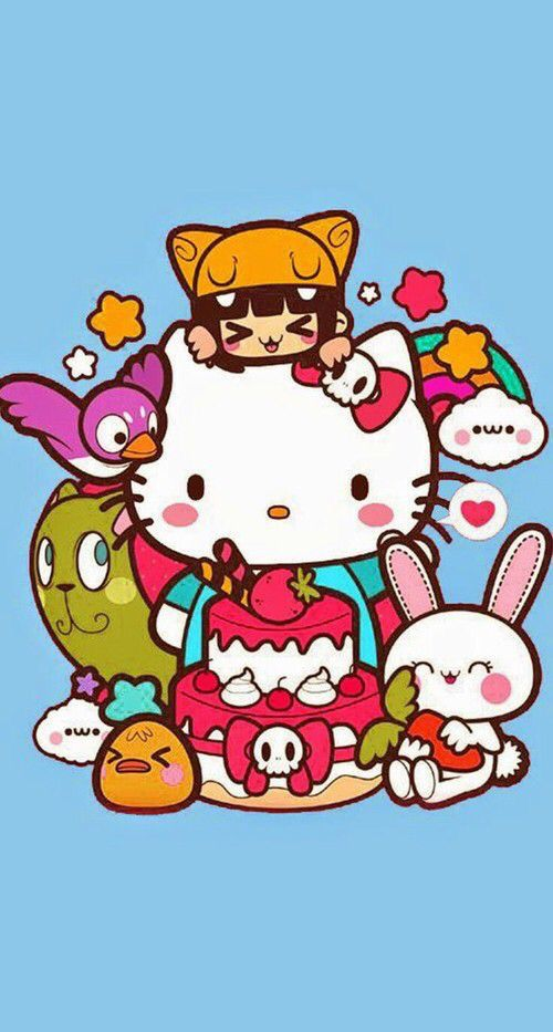 79 Best Images About Hello Kitty & Kawaii On Pinterest