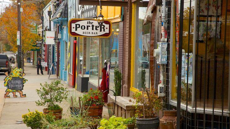 Little Five Points - Atlanta - Tourism Media