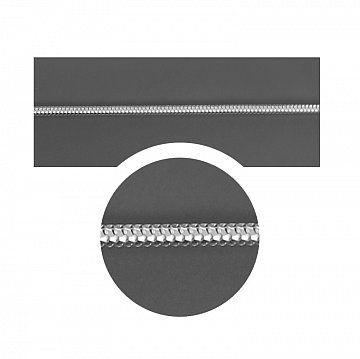 SREBRNY ŁAŃCUSZEK CSTD 1,6 - Materiał: Srebro pr. 925    Długość: 50 cm    Zapięcie: karabińczyk    Kod produktu: CSTD 1,6  ...