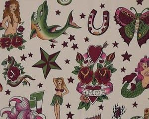 rockabilly tattoo designs - Google zoeken