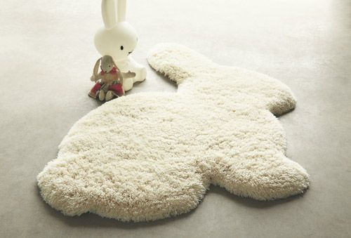 wat een lief vloerkleedje voor op onze nieuwe houten vloer...