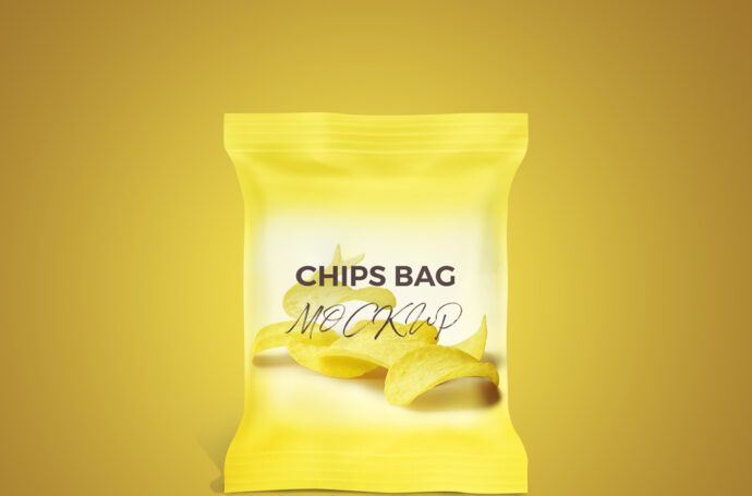 903+ Chips Bag Mockup In Photoshop Best Free Mockups