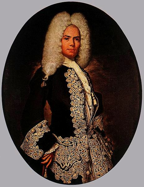 Portrait of a Gentleman by Fra Galgario,c. 1729