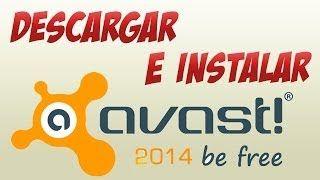 KRULIANs: ▶ Como Descargar e Instalar Avast Free Antivirus F...
