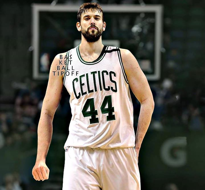 Marc Gasol is by reports on the trade market and there are some talks with the Boston Celtics.  Jae Crowder and Marcus Smart would be involved in the trade. Would addition of Gasol be enough to get to the finals? If so would they be able to beat the Warriors?  (via Woj)  -AJHEAT