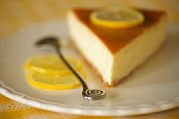 Лимонный чизкейк. Самый простой на свете