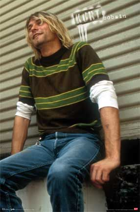 kurt cobain had a smile that got you every time......sweet