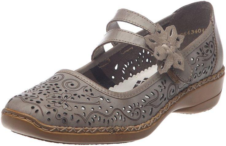 Rieker Doris 41372, Damen Ballerinas: Amazon.de: Schuhe & Handtaschen EUR 32.95 - EUR 81.13 [GERMANY]