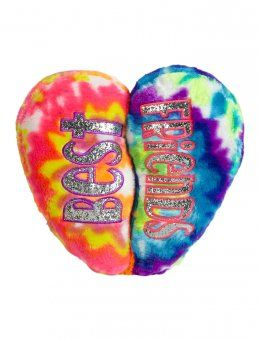Justice Room Stuff | ... BFF Heart Pillow | Sleeping Bags & Pillows | Room Decor | Shop Justice