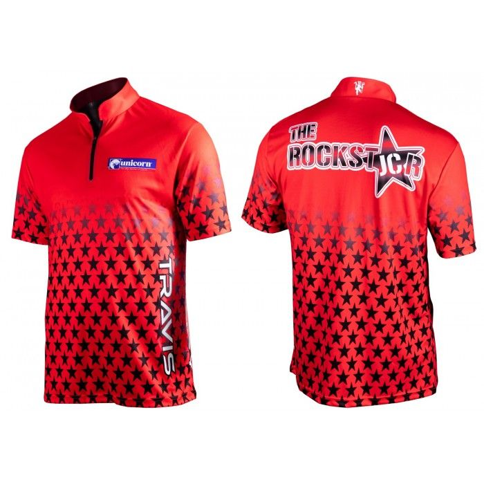 Unicorn Player Darts Shirt Joe Cullen 29 95 Uniformes
