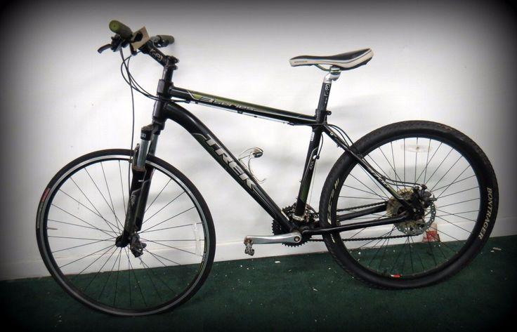 bicycles: Trek 3 Series 3700 Disc Mountain Bike Men's Used #Bicycle - Trek 3 Series 3700 Disc Mountain Bike Men's Used...