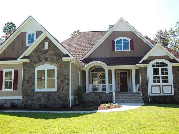 397 best houses images on pinterest | craftsman house plans