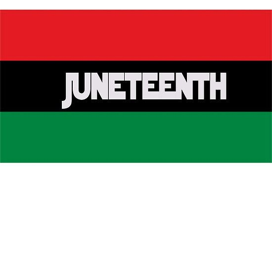 Juneteenth Freedom Day Pan African Flag Black History UNIA