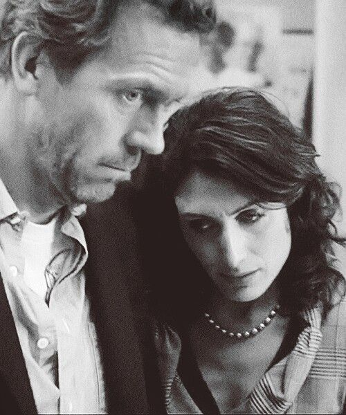 House and Cuddy. It should've happened, forever.