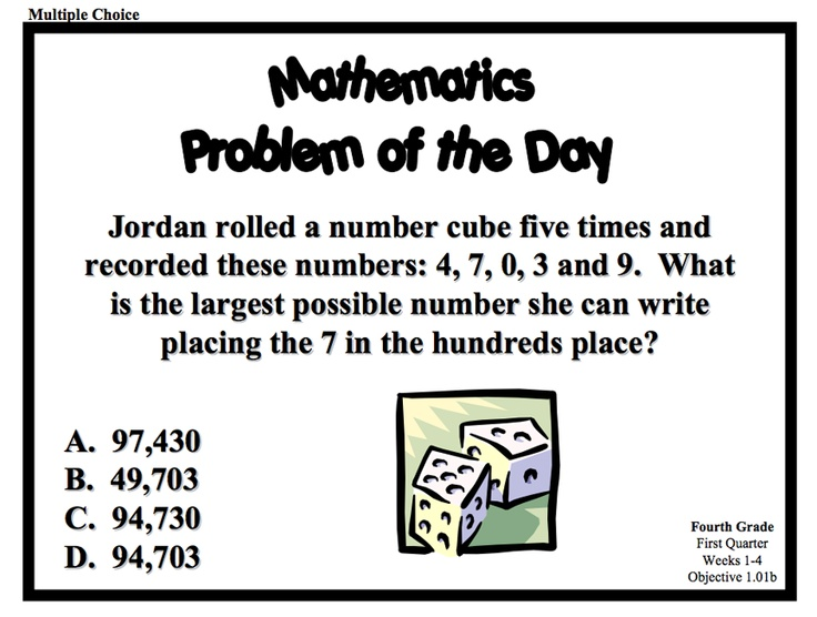 55 best Math Problem Solving images on Pinterest