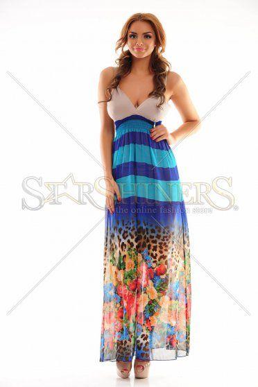 MissQ Upper Shelter Blue Dress