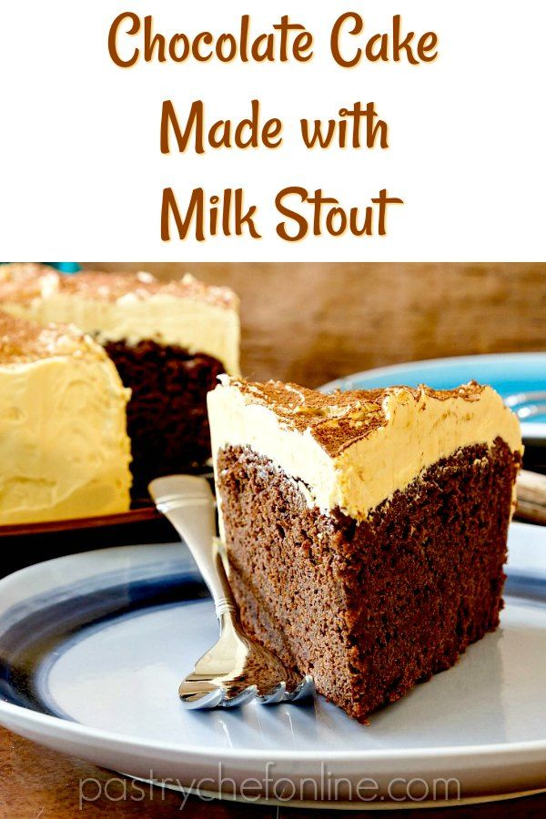 Chocolate Stout Cake Is Probably The Best Chocolate Cake Recipe In The World Made With Chocolate Stout Cake Recipe Amazing Chocolate Cake Recipe Cake Recipes