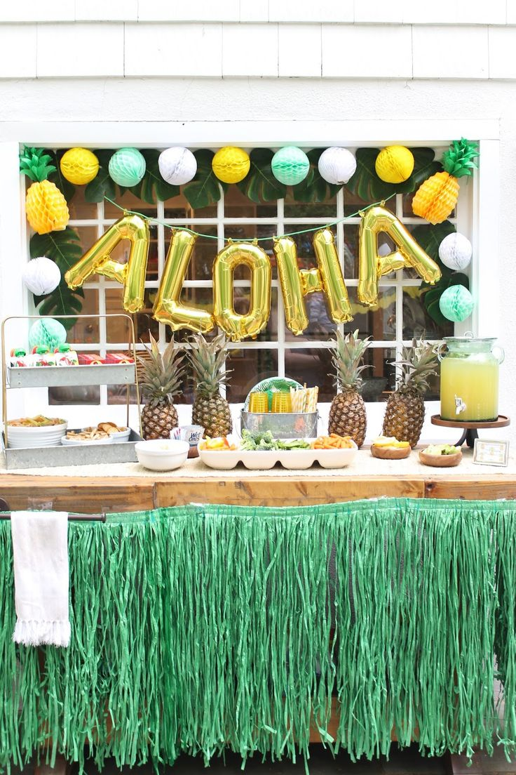 the picket fence projects: Aloha to two!