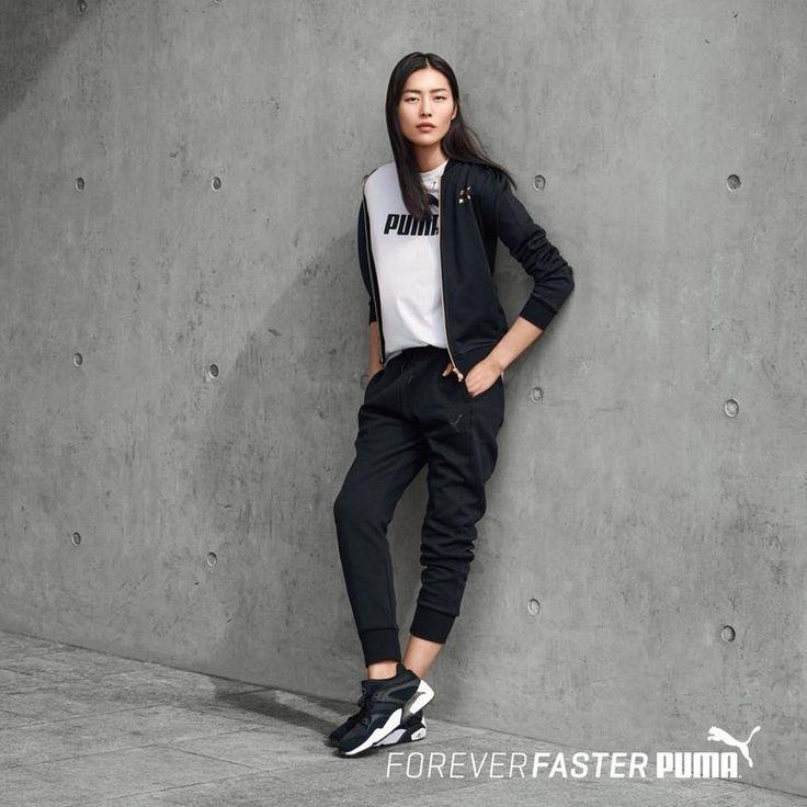 PUMA 2016 S/S with Liu Wen (Puma)
