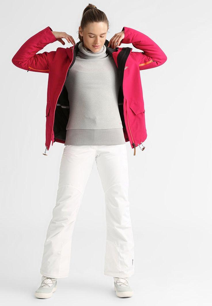 ¡Consigue este tipo de chaqueta deportiva de Bench ahora! Haz clic para ver los detalles. Envíos gratis a toda España. Bench BLOOMERS Chaqueta de snowboard dark pink: Bench BLOOMERS Chaqueta de snowboard dark pink Ofertas   | Material exterior: 100% poliéster | Ofertas ¡Haz tu pedido   y disfruta de gastos de enví-o gratuitos! (chaqueta deportiva, deporte, deportiva, gym, cortavientos, sports, sport, cortavientos, sportjacke, chamarra deportiva, veste sportive, giacca sportiva, deportes...