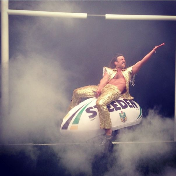 www.agentcostume.com made this football forCostume a Telstra NRL campaign 2014. In action: https://www.youtube.com/watch?v=_c1OL4po3lE
