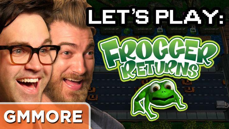Let's Play - Frogger Returns