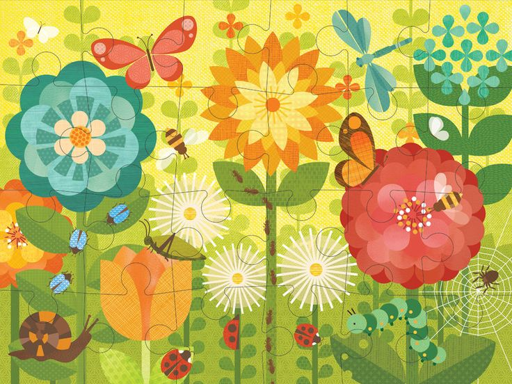 Petit Collage puzzles features vibrant and engaging artwork. Once kids have mastered the beginner puzzles, they may be ready to grow with these bigger concept, 24-piece large format puzzles. Contained in a perfect gift-to-go box with a soft cotton rope handle. $32.95 AUD Including devery!