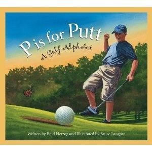 the golf alphabet