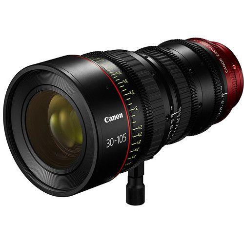 Canon PL-Mount CN-E 30-105mm f/2.8L SP Digital Cinema 7623B005 | B&H Photo Video