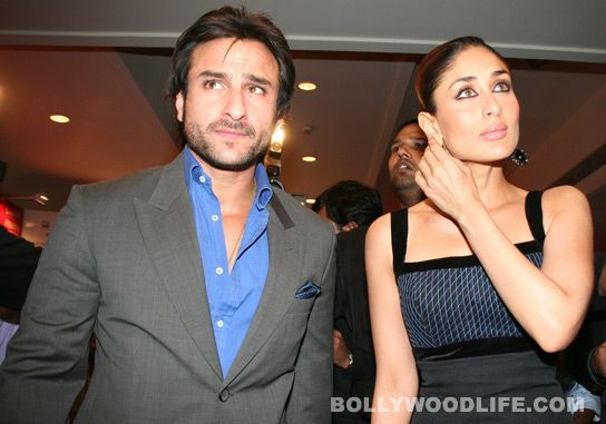 Kareena Kapoor weds Saif Ali Khan a week after Agent Vinod's release!
