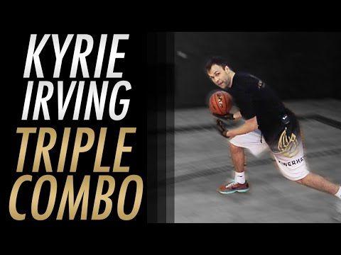 Kyrie Irving Triple Combo Crossover: Best Basketball Dribbling Drills